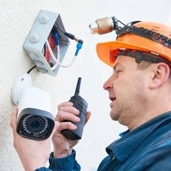 Aberfan business cctv system repairs